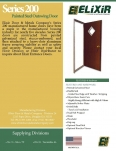 Series 200 Painted Outswing Door