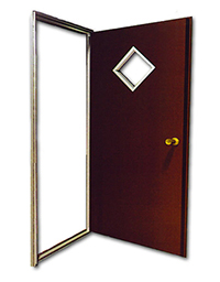 200 Series Painted Steel Manufactured Home Door