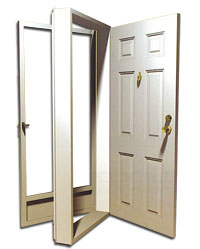 F-Series Fiberglass Residential Door