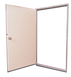 Utility Building Door   200 Series